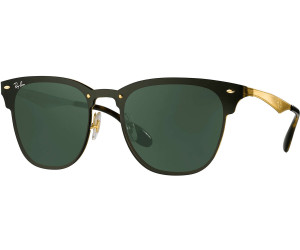 42d5e3f2f554b Buy Ray-Ban Blaze Clubmaster RB3576N from £93.27 – Best Deals on ...