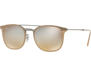 00fd1949dc3 Buy Ray-Ban RB4286 6166B8 (light brown silver gradient flash) from ...