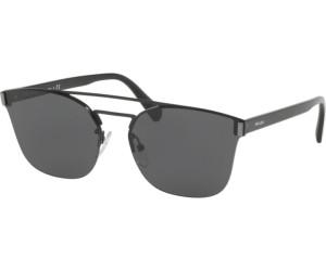 PRADA Prada Herren Sonnenbrille » PR 67TS«, grau, 5AV0A7 - grau/grau