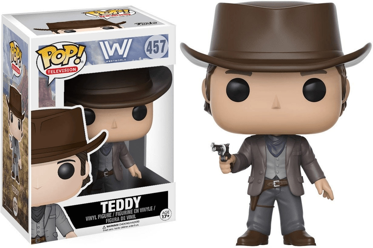 Funko Pop! TV: Westworld - Teddy