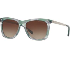 MICHAEL KORS Michael Kors Damen Sonnenbrille »LEX MK2046«, grau, 32376A - grau/ silber