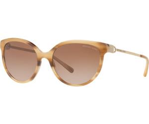 Michael Kors Sonnenbrille Mk2052 UV 400, grau/golden blau