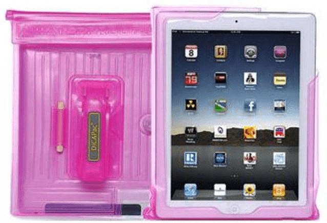 Image of DiCAPac WP-i20 (iPad series) pink