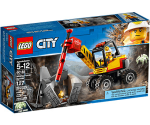 LEGO City - Power-Spalter für den Bergbau (60185)