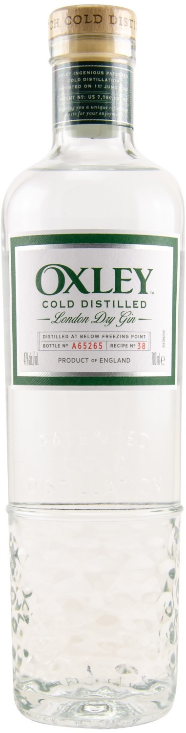 Oxley London Dry Gin 0,7l 47%
