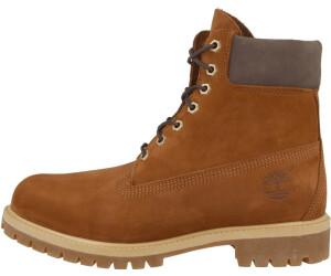 timberland echtleder stiefel af 6 in prem bt boots braun