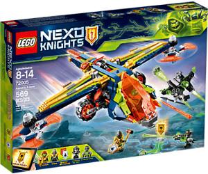LEGO Nexo Knights - Aarons Armbrust (72005)
