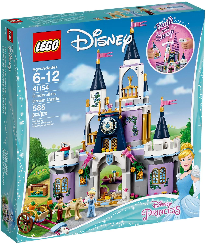 LEGO Disney Princess - Le palais des rêves de Cendrillon