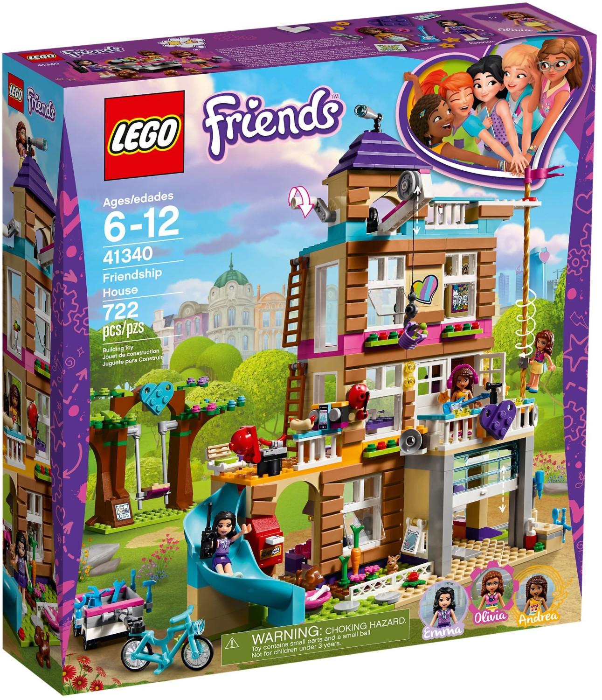 LEGO Friends - Freundschaftshaus (41340)