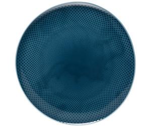 Teller//Speiseteller//Essteller Ocean Blue Junto flach /Ø 32 cm Porzellan Rosenthal