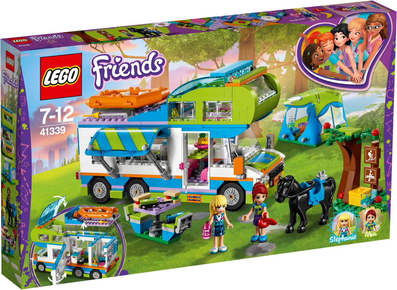 LEGO Friends - Le camping-car de Mia (41339)