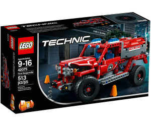Lego Technic First Responder 42075 Ab 29 77 Preisvergleich