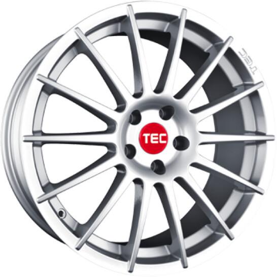 TEC by ASA AS2 (8,5x19) kristall-silber