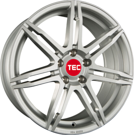 TEC by ASA GT2 (8x18) kristall-silber