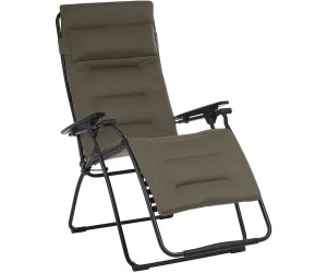 lafuma futura relaxliege xl stahl air comfort lfm 3114 ab 215 00 preisvergleich bei. Black Bedroom Furniture Sets. Home Design Ideas