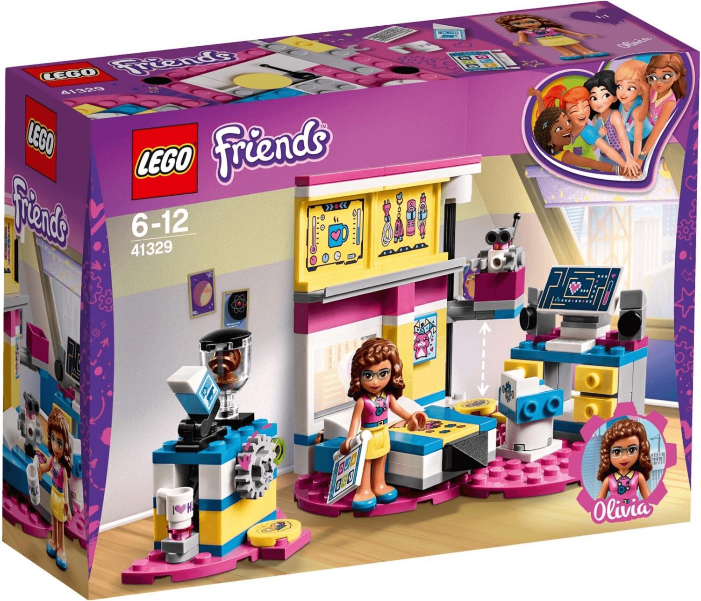 LEGO Friends - La chambre labo d'Olivia (41329)