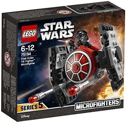 LEGO Star Wars - Microfighter Chasseur TIE du PremierOrdre (75194)