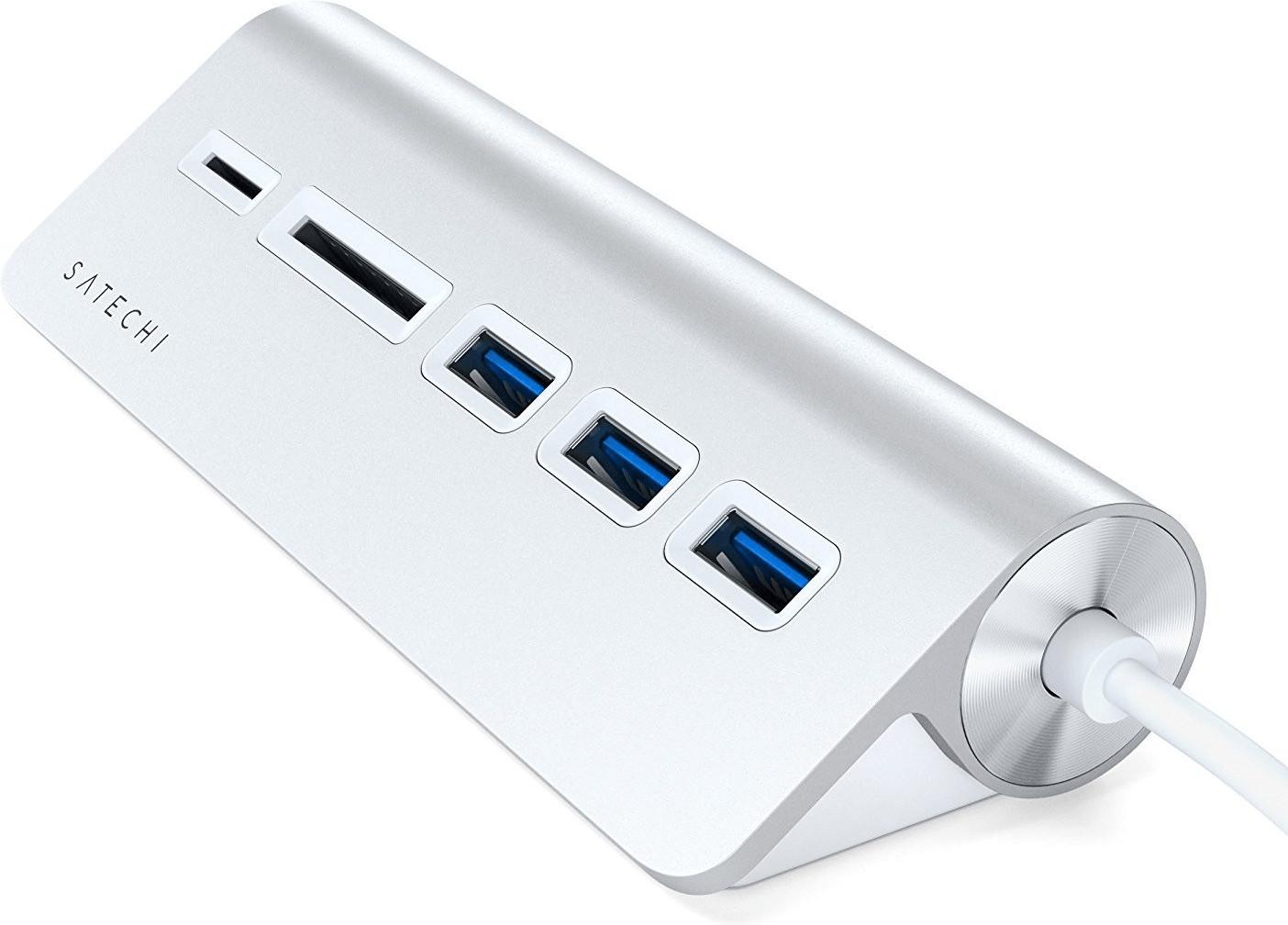 #Satechi 3 Port USB 3.0 Hub (ST-TCHCRS)#