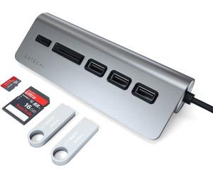 Satechi 3 Port USB 3.0 Hub (ST-TCHCRM) ab 36,98 ...