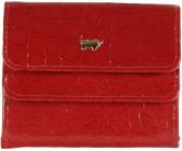 9ed847419c030 Braun Büffel Glanzkroko red (40102-020)