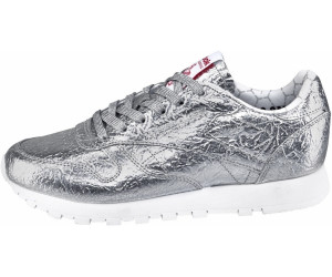 Reebok Classic Leather HD Baskets SILVER METSNOWY GREY