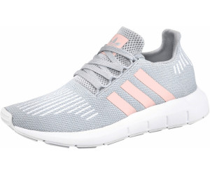 classic shoes size 7 popular stores Buy Adidas Swift Run W grey two/icey pink/footwear white ...