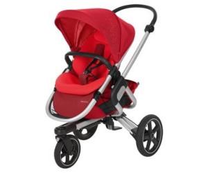 b b confort nova 3 roues vivid red au meilleur prix sur. Black Bedroom Furniture Sets. Home Design Ideas