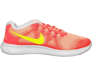56a56f5badb0 Nike Free RN 2017 Women sunset glow volt hot punch violet dust ab ...