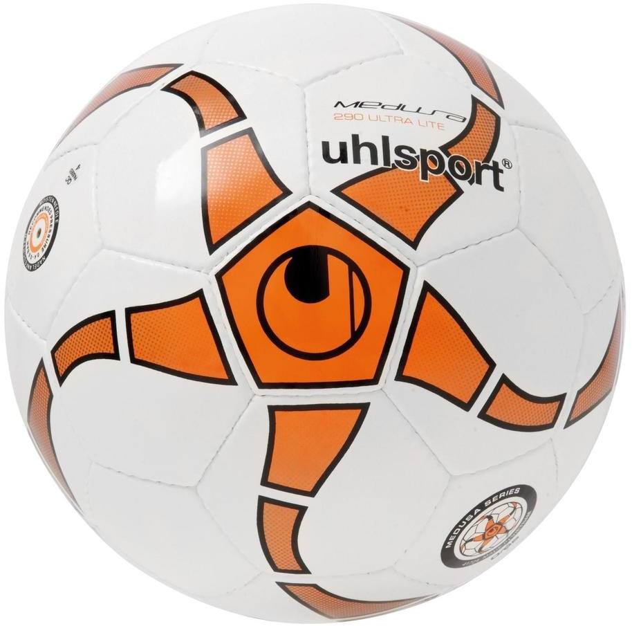 Uhlsport Medusa Anteo 290 Ultra Lite white/fluo orange/anthramet/black (4)