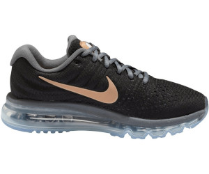 a87fcca500caba Buy Nike Air Max 2017 Women black dark gray particle pink metallic ...