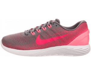 Nike LunarGlide 9 Women gunsmokehot punchvast graysolar