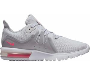 best website 7b8ad ab30e Nike Air Max Sequent 3 Women pure platinum black white