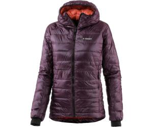 adidas TX Climaheat Agravic Down Jacket Damen tech earth