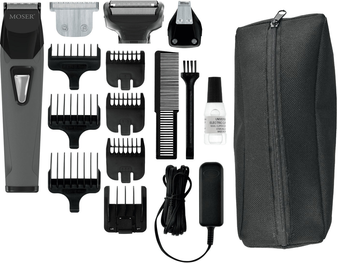 Moser All-In-One-Trimmer 1055.0460