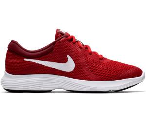 2505db6f5b5f01 Nike Revolution 4 GS gym red white team red black ab 33