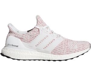 Adidas Ultra Boost ftwr whiteftwr whitescarlet a € 107,97