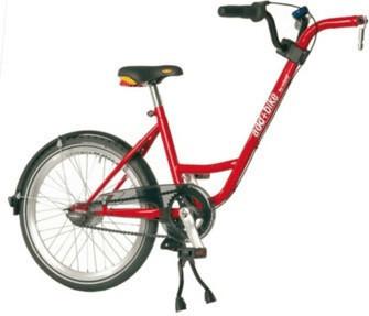 Roland add + bike rot (ohne Gangschaltung)