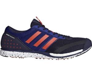 adidas AdiZero Takumi Sen - Chaussures running - rouge/bleu UK 7 6eq7VWzw
