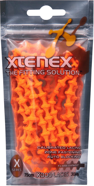 Xtenex Schnürsenkel 75 cm neon orange