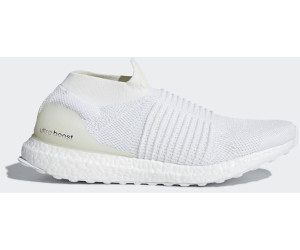 adidas Ultraboost Laceless ftwr whiteactive redactive green