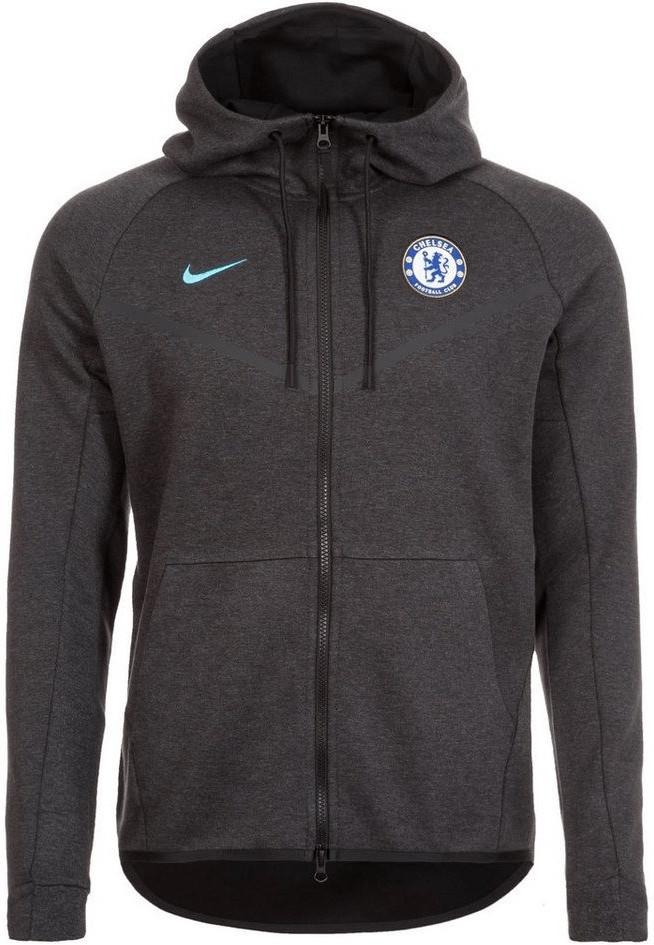 Nike FC Chelsea Tech Fleece Windrunner Jacke ca...