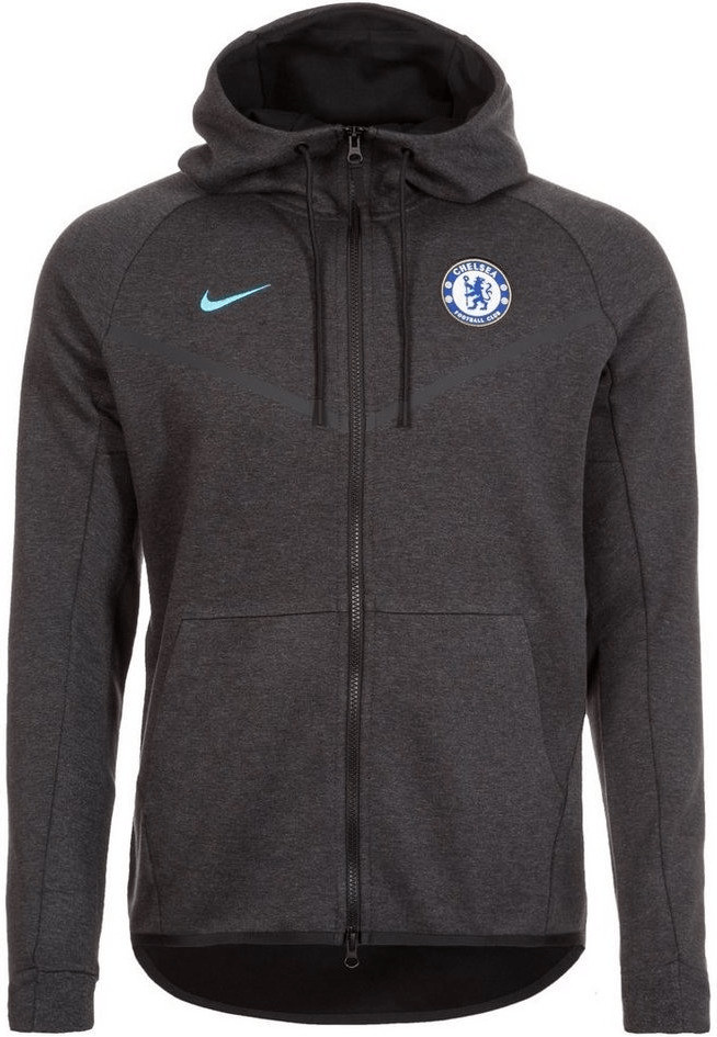 Nike FC Chelsea Tech Fleece Windrunner Jacke
