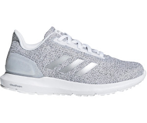 adidas performancecosmic 2 laufschuh neutral white silver met