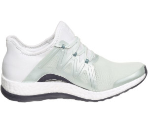 huge discount d09a0 8bb88 Adidas PureBOOST Xpose W linen greenvapor steelcrystal white