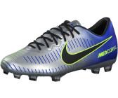 separation shoes f243e 7f3a6 Nike Mercurial Vapor XI Neymar FG Jr racer blue chrome volt black