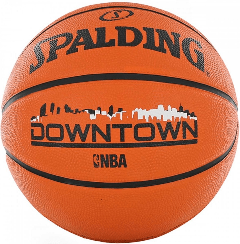 Spalding NBA Downtown Outdoor orange