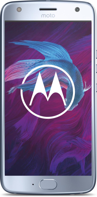 Image of Motorola Moto X4 64GB nimbus blue