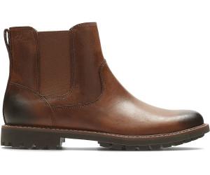 Clarks Montacute Herren Chelsea Boots: : Schuhe