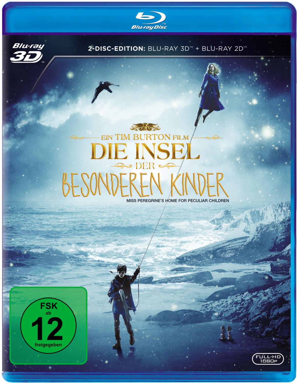 Die Insel der besonderen Kinder (3D) [Blu-ray]