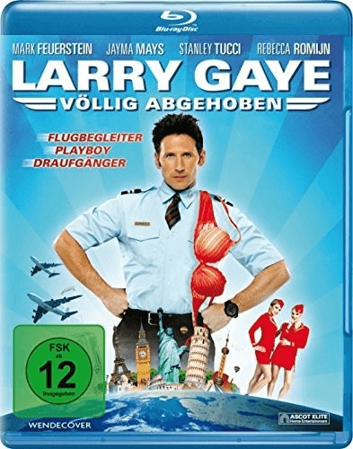 Larry Gaye [Blu-ray]
